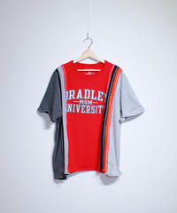 Rebuild by Needles:7 Cuts S/S Tee College WIDE #34