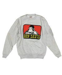 BEN DAVIS   -  DEAD STOCK SWEAT SHIRT