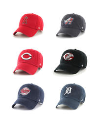 47brand:CLEAN UP - TEAM LOGO CAP #1