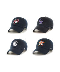 47brand:CLEAN UP - TEAM LOGO CAP #6