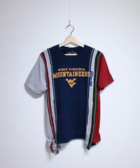 Rebuild by Needles:7 Cuts S/S Tee College #19