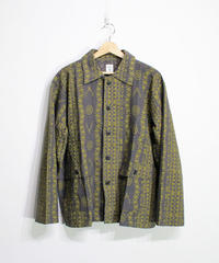 South2 West8:21FW HUNTING SHIRT FLANNEL PT.  - SKULL&TARGET