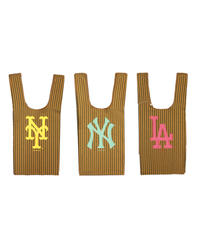 MLB:MLB TEAM LOGO STRIPE BAG