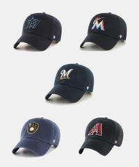'47:CLEAN UP - TEAM LOGO CAP #3