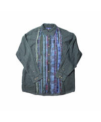 Rebuild By Needles:Ribbon Flannel Shirt - size M #8