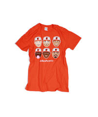 used:MLB Baltimore Orioles tee #1