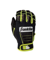 Franklin:CFX PRO GLOVE  - BLACK×YELOW