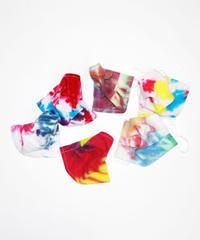TAMANIWA:Tie-Dye mask 3