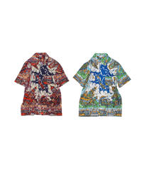 BINDU:PIM67MAP HAWAIIAN SHIRT
