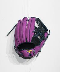 TAMANIWA:ATOMS remake glove - Fleece(Purple)