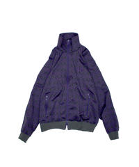 Needles:TRACK JACKET - POLY JACQUARD  (DIAMOND)