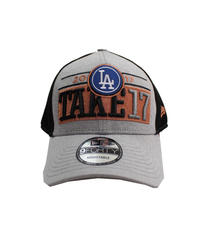 new era  9FORTY Los Angeles Dodgers  -17'POSTSEASON MESH CAP