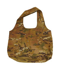 INFIELDER DESIGN Military Camo Eco Bag