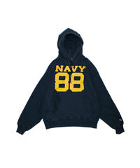 COPY CAT:Old Sweat Parka - Navy