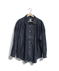 AiE :PAINTER SHIRT - 2/1 DENIM TWILL