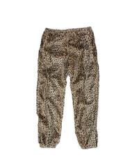 Needles Sportwear:ZIPPED W.U. PANT  FAUX FUR - M size