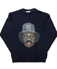 TAMANIWA:ball park  sweat - FRONT