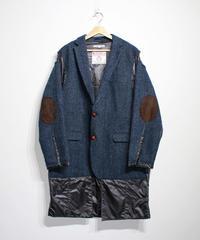 Rebuild by Needles:Tweed Jacket - Covered Coat #2