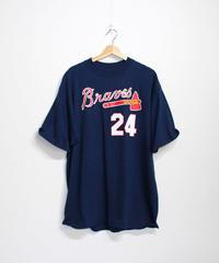 Majestic : Atlanta Braves - BOONE #24