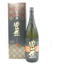 【日本酒】豊盃 純米大吟醸 山田錦 1800ml