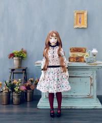 [10/28 再予約販売] 取り残された蝶  (白色)