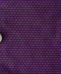 [予約販売] ツリー 紫色  ハノンオリジナルファブリック 20cm x 50cm