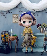 [01/27 予約 完成品] ショコラティエールドレス セット  / Chocolatier dress set