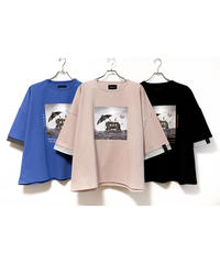 Design Print Tee[Type-A]【HP20-T01A】