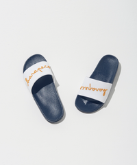 LOGO SHOWER SANDAL【HP19-SL01】