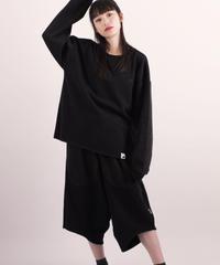 刺繍ボアスウェットパンツ【HP18-10】