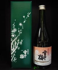 雪中梅・特別純米酒 720ml