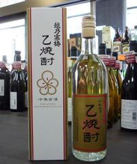 越乃寒梅・10年古酒 乙焼酎43° 720ml