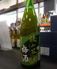 狭山茶梅酒 1.8L