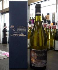 秩父ブラン2018 ホワイトワイン&ウイスキー樽熟成 750ml