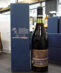 秩父ルージュ ウイスキー樽熟成 西武秩父線開通50周年記念ワイン 750ml