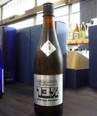 越の白鳥 13%(サーティーン) 特別純米無濾過原酒 720ml