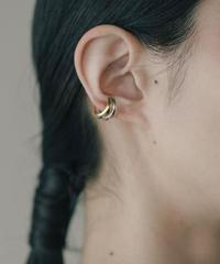 LUNA CRESCENTE EAR CUFF (SV)