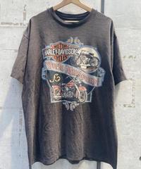 90s HARLEY DAVIDSON  T-shirt  H051-18