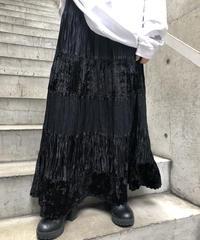 velours skirt   H043-14