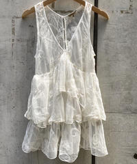 lace frill tops