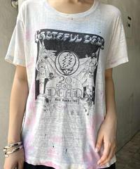 VINTAGE  GRATEFUL DEAD  BAND  T-shirt
