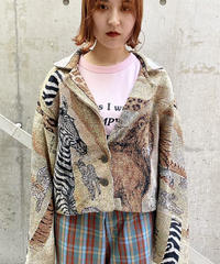 Gobelins Whole pattern jacket