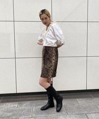 far leopard skirt