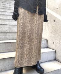 python  long  skirt  H044-1