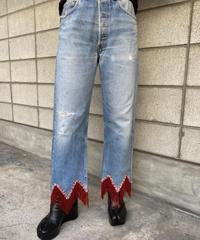 Levi's 501xx remake denim pants      H043-8