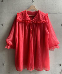 JCPenney  vintag  chiffon  blouse