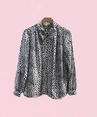 Dalmatian pattern shirt