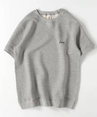 【ユニセックス】hey ヘビーウェイトTシャツ:Gray