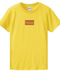 【レディース】オフィシャルロゴティー #yellow