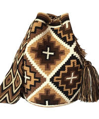 ワユーバッグ WAYUU BAG BROWN b